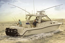 Boston Whaler Conquest